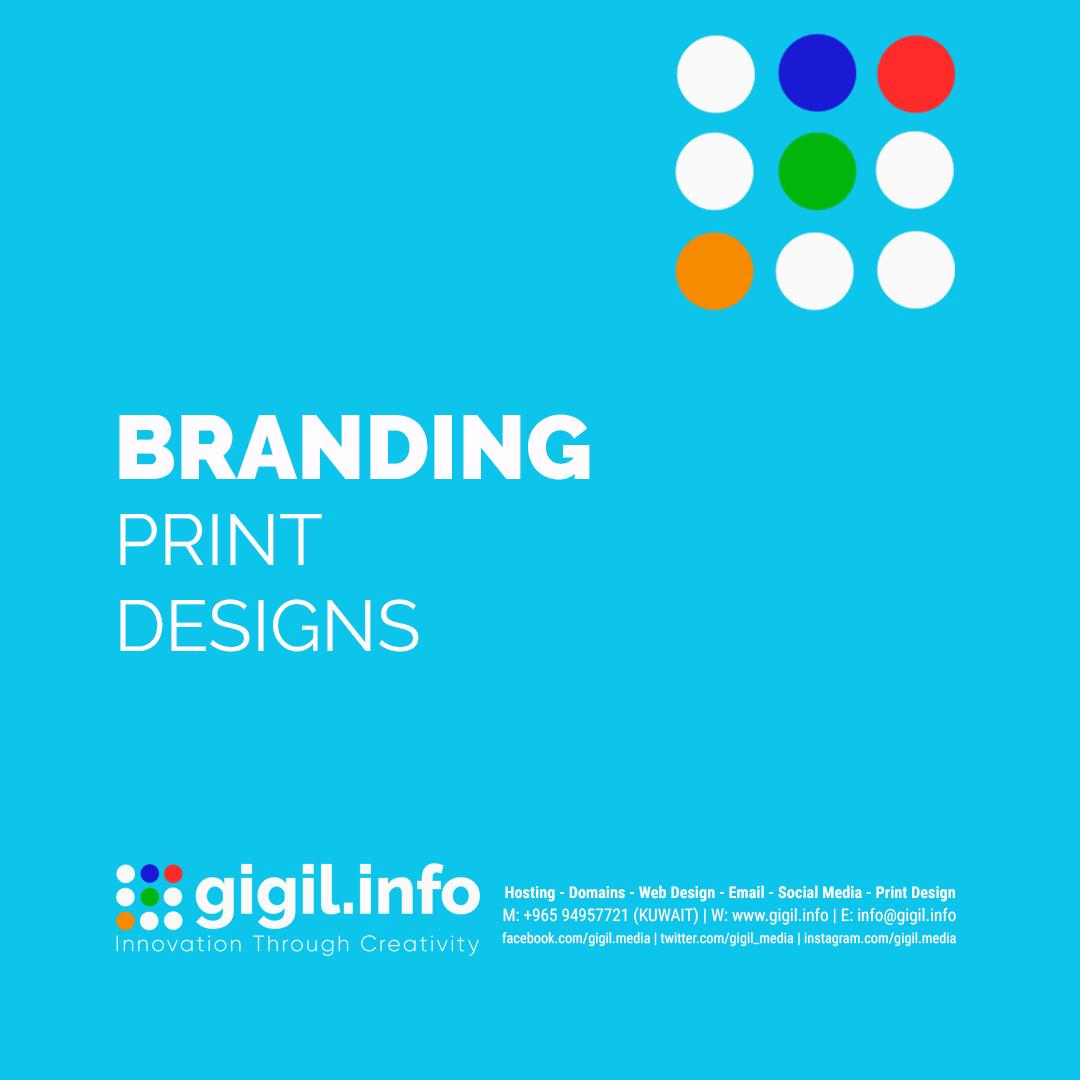 Branding and Print Designs