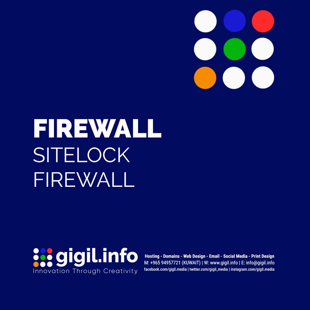 SiteLock Web Firewall